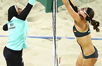 пляжный волейбол, Рио-2016