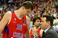ЦСКА бьется за титул чемпиона Евролиги. Онлайн-трансляция