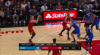 Michael Carter-Williams with the flush