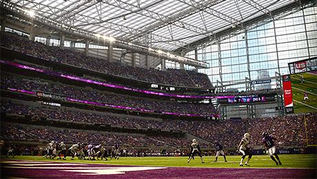 Самый крутой стадион США изнутри