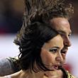 Фабьян Бурза, Натали Пешала, Анжелика Крылова, танцы на льду, чемпионат Европы по фигурному катанию