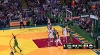 Kyrie Irving's dime leads to the score