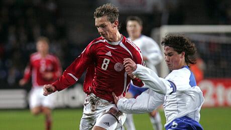 Вспоминаем матч Россия – Дания из 2005-го