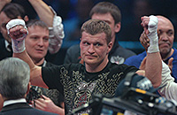 Андрей Рябинский, Бермэйн Стиверн, WBC, Александр Поветкин, допинг