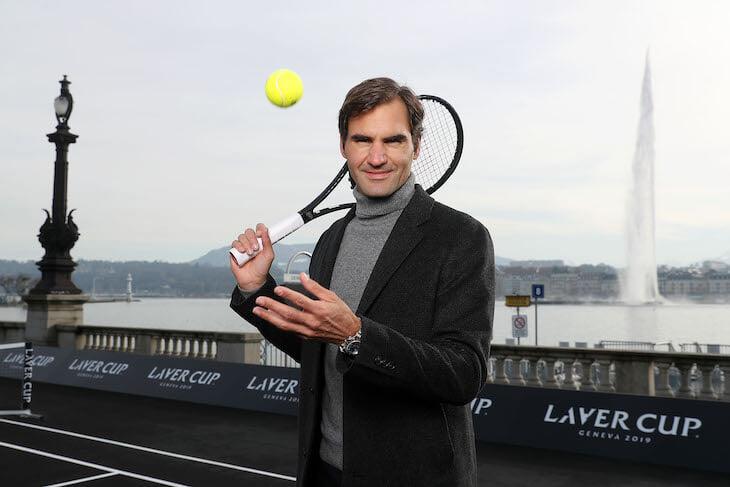 Федерер хочет доминировать в теннисе даже, когда перестанет играть