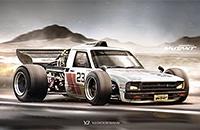 Мутанты. Самые дикие машины в стиле «Формулы-1»