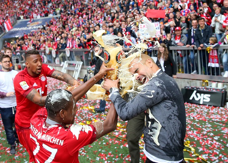 Гвардиола снова стал чемпионом. На этот раз с «Манчестер Сити»