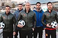 adidas, ЧМ-2018, Хорхе Сампаоли, Лионель Месси, Алессандро Дель Пьеро, Нобель Арустамян, Денис Глушаков
