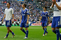 Шальке, Штутгарт, Милан, Лацио, Манчестер Юнайтед, Ньюкасл, премьер-лига Англия, бундеслига Германия, Барселона, Реал Мадрид, примера Испания, Свен-Йоран Эрикссон