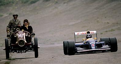 15 лучших болидов в истории «Формулы-1»