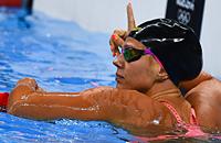 плавание, сборная России жен, Юлия Ефимова, Рио-2016