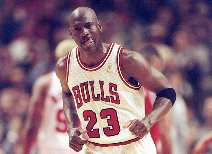 Майкл Джордан, НБА, Чикаго