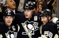 10-й хет-трик Малкина в НХЛ
