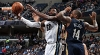 GAME RECAP: Grizzlies 105, Pelicans 102