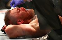 Первое поражение Конора МакГрегора в UFC