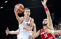 сборная России, Дмитрий Хвостов, Чемпионат Европы по баскетболу-2015