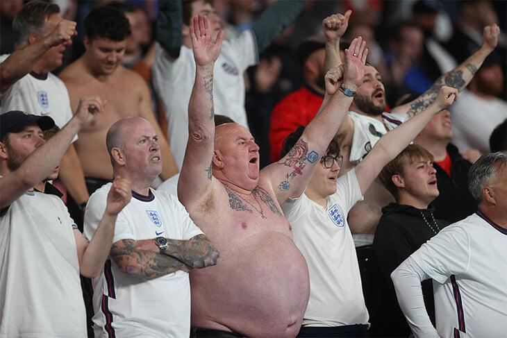 Англия – самый скучный победитель группы в истории. Хватило двух голов! 😳