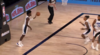 Markelle Fultz sinks the shot at the buzzer