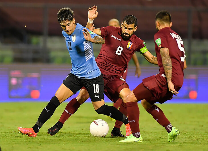 Кто заменит Суареса в Уругвае и Отаменди у Аргентины? Собрали самых перспективных игроков до 25 лет на Кубке Америки