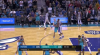 Malik Monk knocks it down as the clock expires