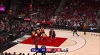 Damian Lillard with 39 Points  vs. Utah Jazz
