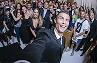 Майкл Джордан, Криштиану Роналду, ЛеБрон Джеймс, Реал Мадрид, примера Испания, бизнес