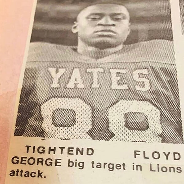 Вы считаете Джорджа Флойда рецидивистом, а вот братаны гордятся его успехами в спорте