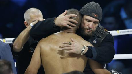 Хирург как духовный наставник российского бокса