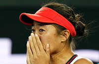 Australian Open, WTA, Симона Халеп, Чжан Шуай