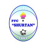 PFC Shurtan - logo