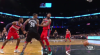 Rondae Hollis-Jefferson with the nice feed