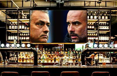 Смотрите дерби Манчестера и ЦСКА – «Зенит» в баре с друзьями