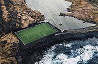 высшая лига Фарерские острова, стадионы