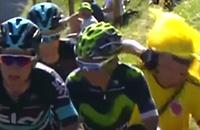 Тур де Франс, велошоссе, болельщики, Кристофер Фрум