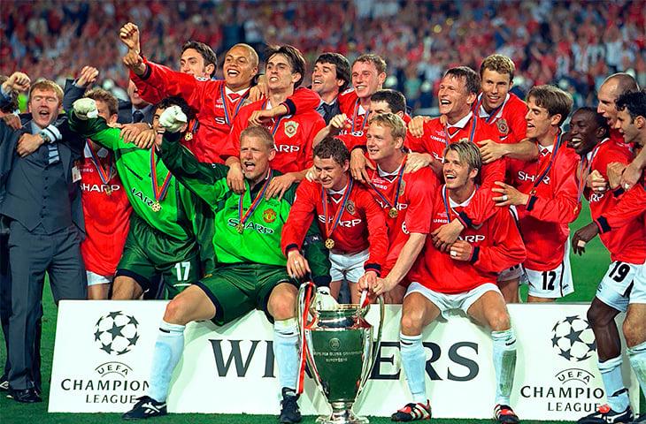 Бавария 1999 футбол