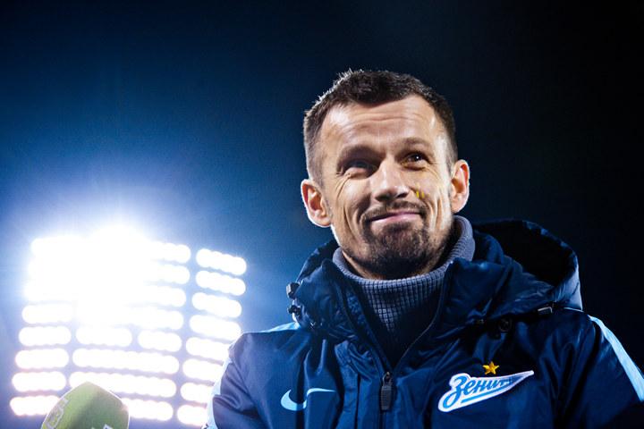 """Семак: """"Зенит"""" имеет все шансы пройти в четвертьфинал Лиги Европы"""