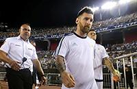 Барселона, судьи, примера Испания, квалификация ЧМ-2018 Южная Америка, Лионель Месси, сборная Аргентины