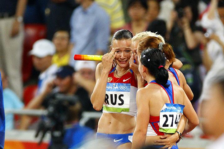 допинг, Рио-2016