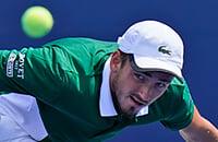 Роберто Баутиста-Агут, ATP, Даниил Медведев, Western & Southern Open