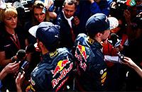 Ред Булл, Торо Россо, Карлос Сайнс-младший, Формула-1, Йос Ферстаппен, Гельмут Марко, Даниэль Риккардо, Даниил Квят, Макс Ферстаппен