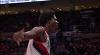 Ed Davis with the big dunk