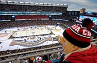 Монреаль, Бостон, фото, НХЛ, Зимняя классика
