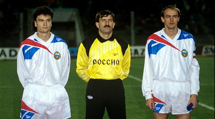 Черчесов поехал основным на Евро-1996. Привез гол с Италией и не выручил с Чехией, а Россия закончила последней в группе