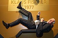 Клаус Фишер, сборная ФРГ