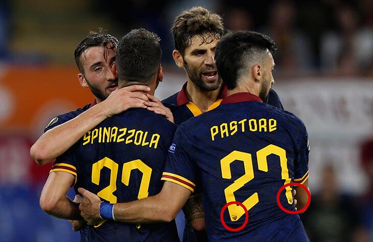 «Венеция» начала сезон без эмблемы на нашей любимой форме. Серия А посчитала за лого надпись Venezia