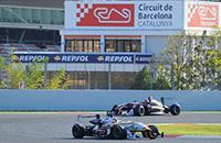 Формула-3, Барселона-Каталония, Константин Терещенко