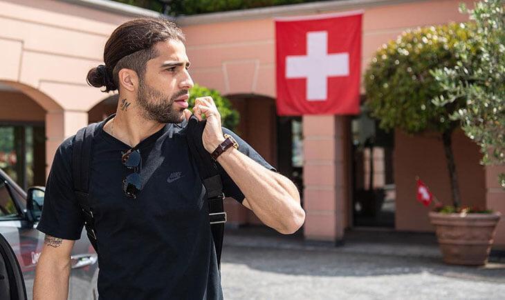 Родригес из сборной Швейцарии мог умереть при рождении – врачи давали 50%. Кстати, он наполовину испанец