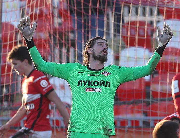 Романьоли сыграл за «Спартак» один матч в ФНЛ за два года. Минута его игры стоила 22 тысячи евро