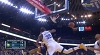 Kevin Durant throws it down vs. the Jazz