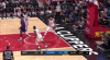 Montrezl Harrell with the huge dunk!